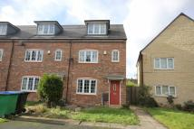 4 bed Town House to rent in George Street, HURSTEAD...