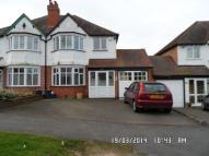 3 bedroom semi detached house to rent in Tixall Road, Hall Green...