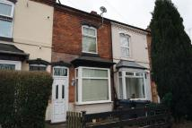 3 bed house in Coldbath Road, Birmingham