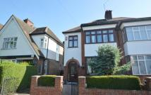 3 bed semi detached house for sale in Dunbar Road, Wood Green...