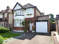 3 bedroom Detached property in Worcester Park