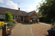 Bungalow to rent in Hampden Road, Hitchin...