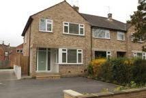 Lancaster Park Road semi detached property to rent