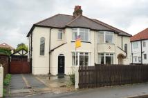 semi detached property to rent in Arncliffe Road...