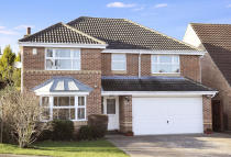 Detached home for sale in 4 Orchid Way, Harrogate