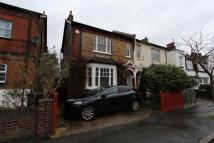 4 bed semi detached house in Vincent Road...