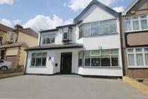 semi detached house in Roding Lane North...