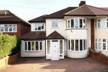 4 bedroom semi detached property for sale in Hanover Gardens...