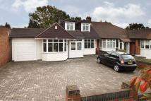 Bracken Drive Semi-Detached Bungalow for sale