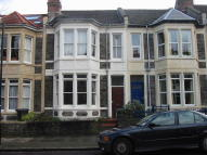 Terraced property in Sefton Park Road...