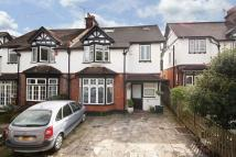 4 bedroom semi detached home in Monkhams Lane...