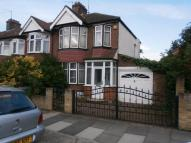 End of Terrace property to rent in Bendmore Avenue, London...