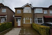 3 bed semi detached home to rent in Northfield Road...