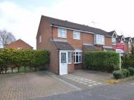 3 bed End of Terrace home in Tarpan Way, Broxbourne...