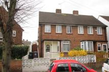 semi detached property in Trebble Road, Swanscombe...