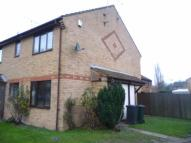 1 bed semi detached house in Sayer Close, Greenhithe...