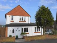 Detached property to rent in Bower Road, Hextable, BR8