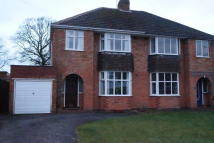 3 bedroom semi detached home for sale in Grace Road...