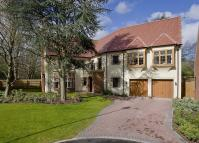 Detached home in Warstock Close, Solihull