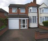 4 bed semi detached property for sale in Ralph Road, Solihull