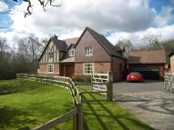 Detached property for sale in Welham Croft, Monkspath