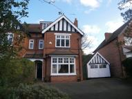 5 bed semi detached house in Kineton Green Road...