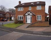 Detached house for sale in Stainsby Croft, Monkspath