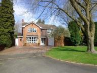 Detached property in Warren Drive, Dorridge