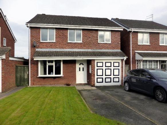 4 Bedroom Detached House For Sale In Michigan Grove Trentham St4
