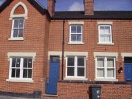 Terraced home for sale in Burgess Street...