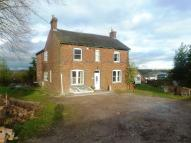 4 bed Detached property in Bagnall, Staffordshire