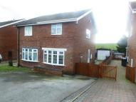 2 bed semi detached property in Churchill Avenue, Leek