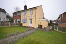 3 bedroom semi detached home to rent in Meadow Road, Barlaston