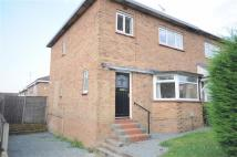 3 bed semi detached house in St Vincent Road, Stone