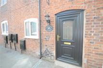 1 bed Terraced property in Newcastle Road, Stone