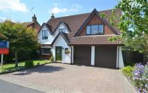 4 bed Detached home for sale in Augustine Close, Stone