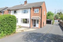 3 bedroom semi detached house in Meaford Road, Barlaston