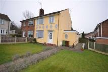 semi detached house to rent in Meadow Road, Barlaston
