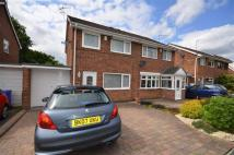 Redcar Road semi detached house to rent