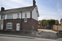 semi detached house in Lichfield Road, Stone