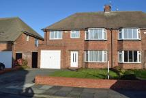 semi detached home in Regents Drive, Tynemouth