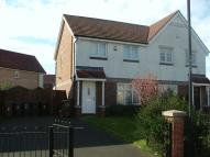 semi detached home in Oakham Gardens...