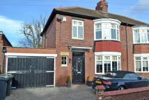 semi detached house for sale in Cleveland Road...