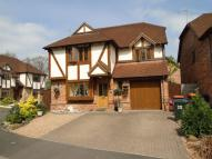 4 bed Detached house in Afon Gardens, Ponthir...