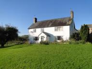 Detached home for sale in Parc Road, Llangybi...