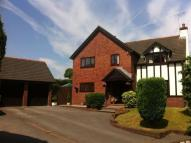 Detached house for sale in Twyn Oaks, Caerleon...