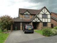 Detached home in Gilwern Farm Close...
