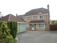 Detached house for sale in Candwr Park, Ponthir