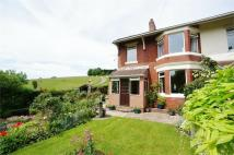 semi detached home in Usk Road, Caerleon...