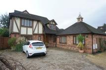 Detached property in Afon Gardens, Ponthir...
